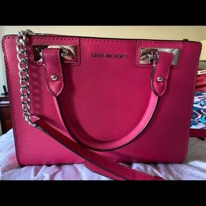Used Hot Pink bag